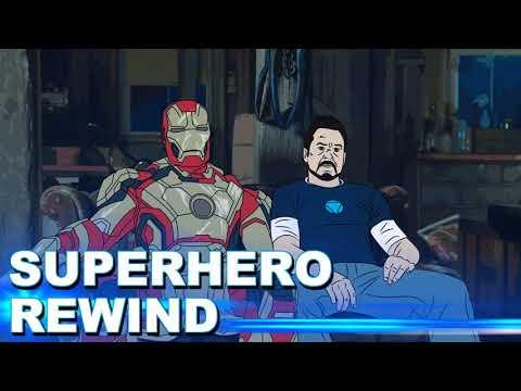 Superhero Rewind   Iron Man 3 Review