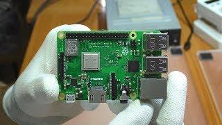 Микрокомпьютер Raspberry Pi 3 b+ / Не запускается