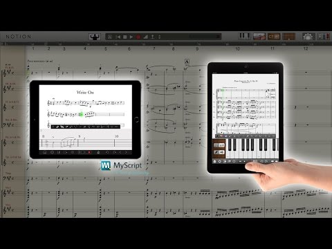 Test Add-On Handwriting pour Notion sur IOS