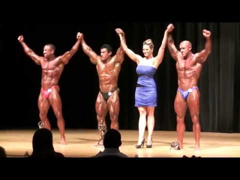 2013 NPC All South Men's Bodybuilding Masters 40+ Heavyweight Top 3
