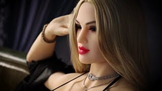 Emma the sex robot with Facial Dynamic Expression now!