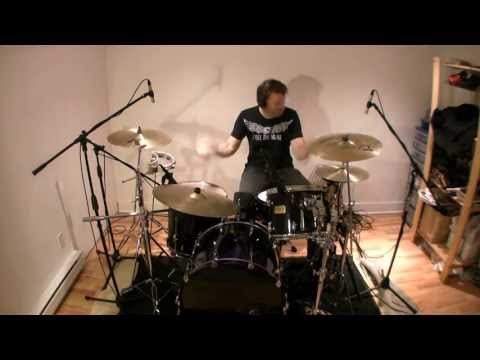 Band fo Skulls - I Know What I Am - Drum Cover ( Best Version with exact middle drum fill)