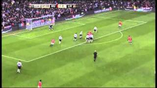 Lucas leiva - manchester united v liverpool - fa cup 9/1/11