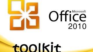 Descargar y Utilizar Office 2010 Toolkit