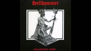 HELLHAMMER THIRD OF THE STORMS(EVOKED DAMNATION)-MASSACRA PT.1