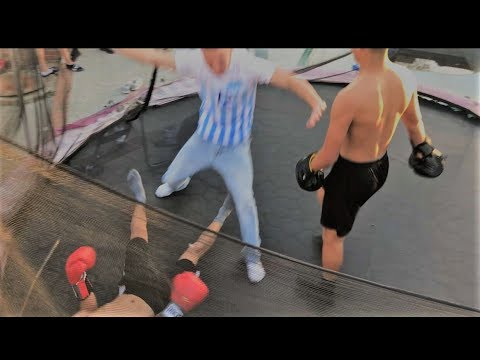 Amateur Boxing Match *GONE WRONG!!!*