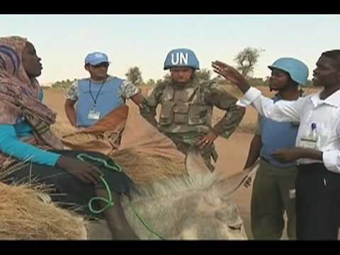 Darfur peace process reaches 'critical juncture,' Security Council warned