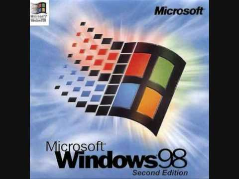 Windows 98 iso download youtube for Window 98 iso