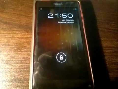De MeeGo a Android ICS (4.0.4) Nokia N9
