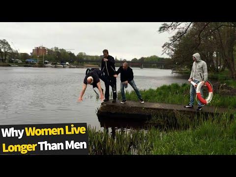 Why Women Live Longer Than Men | Funniest Fail Moments