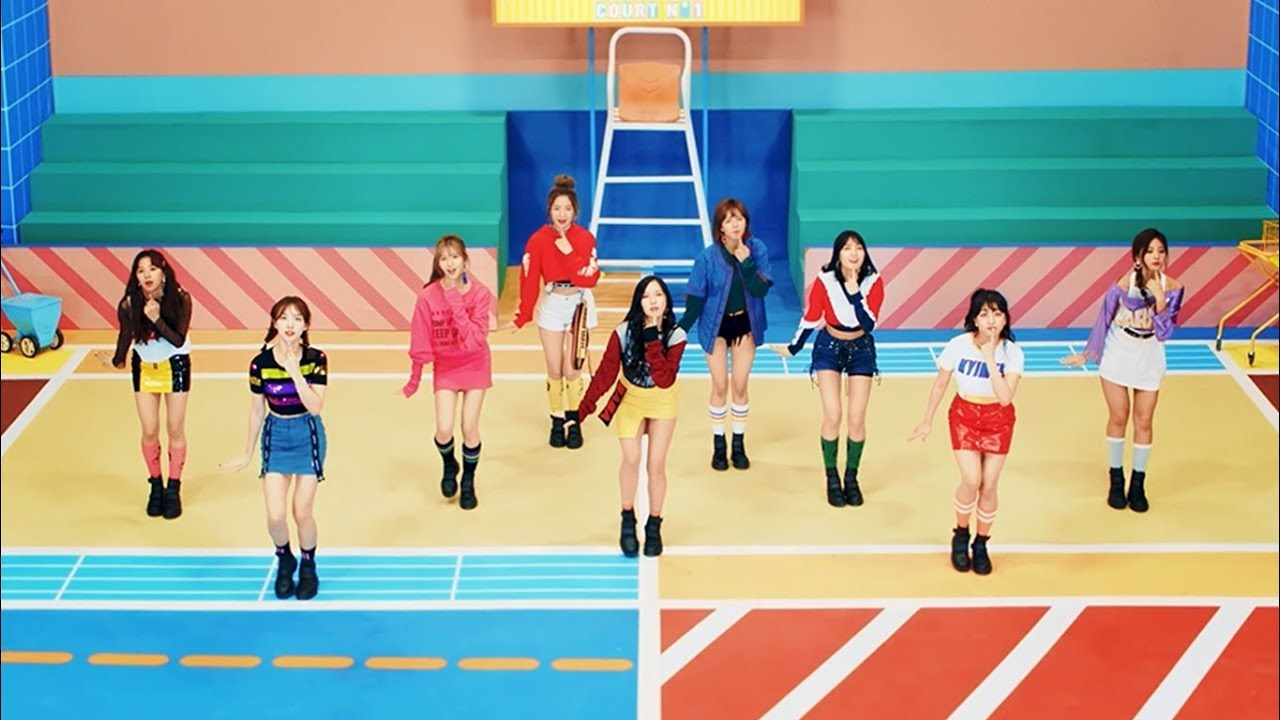 TWICE Earn First No  1s on World Albums & World Digital Song Sales
