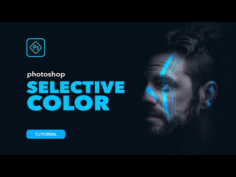 Selective Color In Photoshop Cc