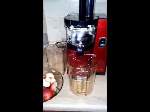 Biochef Synergy Slow Juicer Reviews : eSpring Promotion JAN 2016 - BioChef Synergy Slow Juicer Doovi