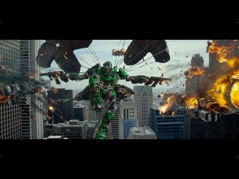 Transformers 4: L'Era dell'Estinzione - Primo spot italiano ufficiale