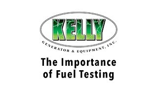 The Importance of Fuel Testing
