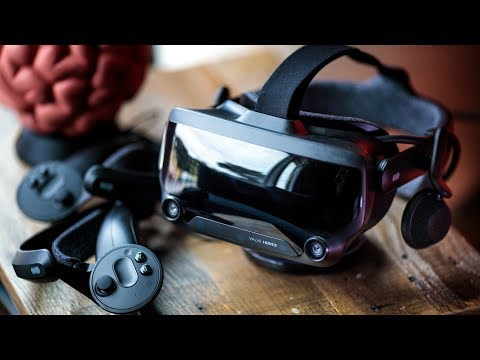 Valve Index VR Headset In-Depth Impressions!