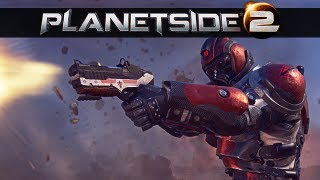◢PlanetSide 2 Multiplayer Gameplay - First Impressions Let