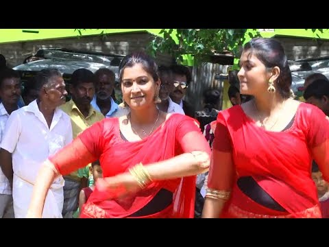 Tamil Record Dance 2016 / Latest tamilnadu village aadal padal dance / Indian Record Dance 2016  331