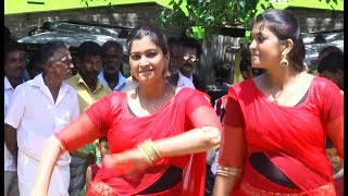 Tamil Record Dance 2016 / Latest tamilnadu village aadal padal dance / Indian Record Dance 2016  331