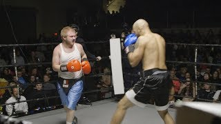 Sucker punch small town boxing in rural America is going mainstream - but who benefits