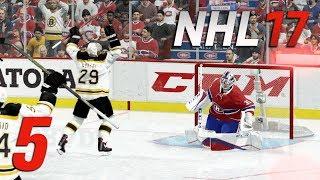 JOGO DECISIVO: VAMOS ou FICAMOS?  | NHL 17: BAP #5 | Gameplay Playthrough