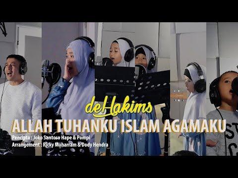 deHakims - Siapakah Tuhanmu (recording version)