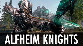 Skyrim Mod: Alfheim Knights
