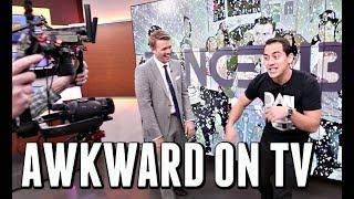 AWKWARD ON LIVE TV - Dancember 14, 2017 -  ItsJudysLife Vlogs