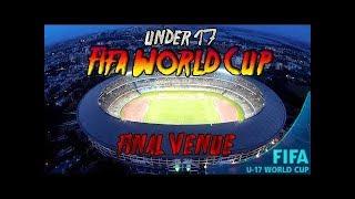 fifa u17 world cup match  kolkata my journey