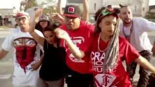 CRACK FAMILY CEJAZ NEGRAZ (QUE BOLA ft Mellow Man Ace & Hector G