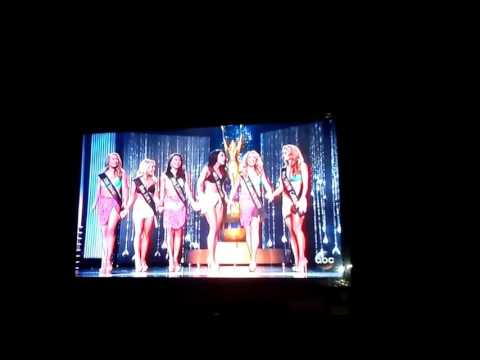 Miss America 2017 Swimsuit
