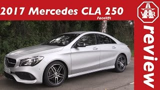 2016 Mercedes-Benz CLA 250 4MATIC Coupé Facelift (C117) - In-Depth Review, Full Test, Test Drive