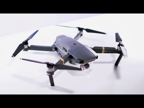 How to get Cinematic Video with the DJI Mavic Pro