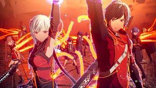 Scarlet Nexus - Final Boss Fight, Ending, Credits & Epilogue (Yuito & Kasane)