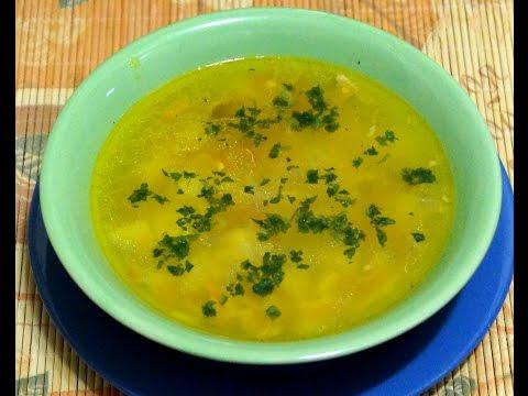 Как сварить суп вермишелевый в мультиварке