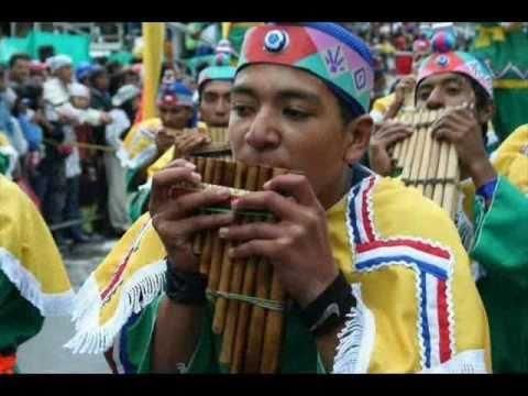 Musica en el Dpto. de Nariño (Colombia)