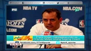 [PTVSports] Globalita: Balitang Sports sa labas ng bansa. (05-20-16) [05|20|16]