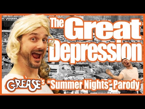 Great Depression (Grease
