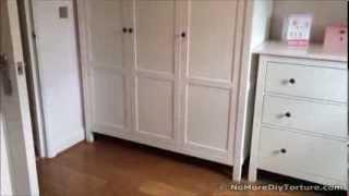 Ikea Hemnes Wardrobe With 3 Doors