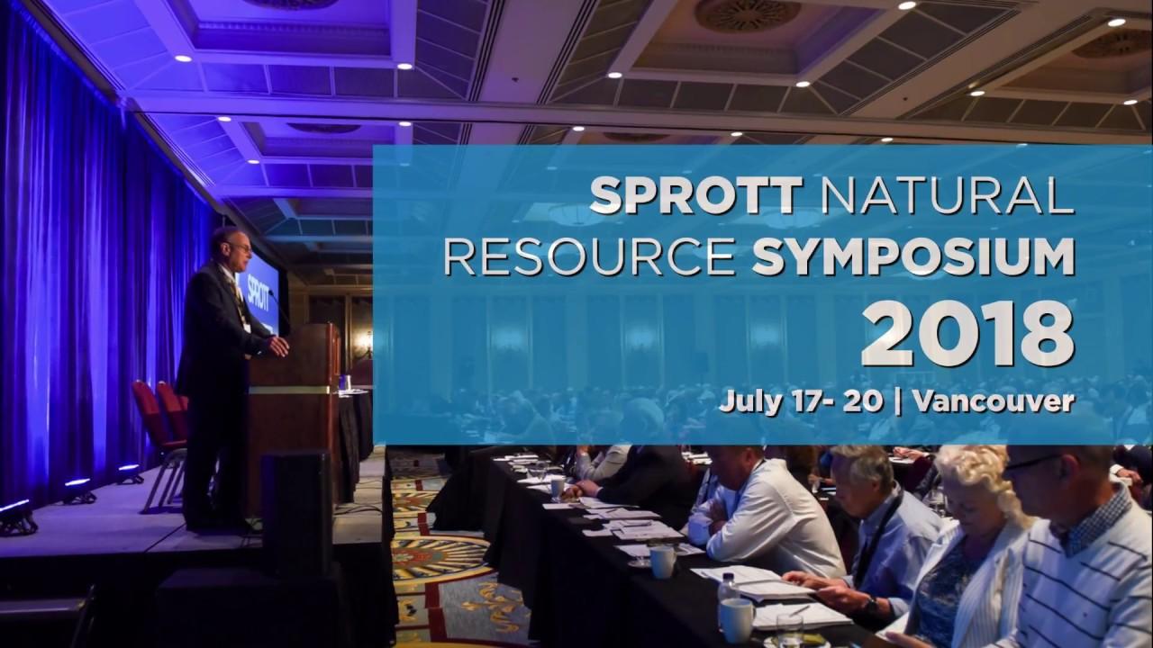 Sprott Natural Resource Symposium