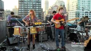 Givers - Meantime LIVE (Rooftop Session) YouTube Videos