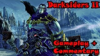 Darksiders 2 PC Gameplay with Commentary