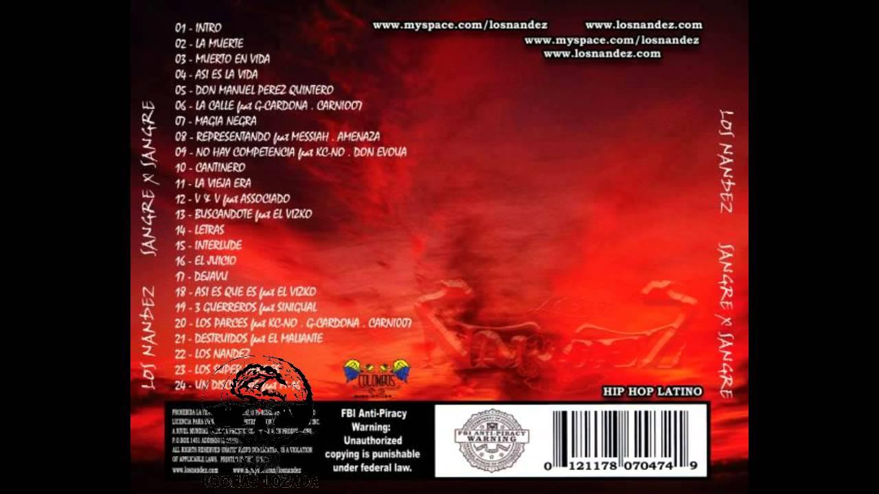 gratis discografia de los nandez