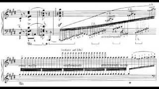Hungarian Rhapsody #2 with Sheet Music (Hamelin) [1/2]