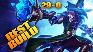 Arena Of Valor: Best Hero Build