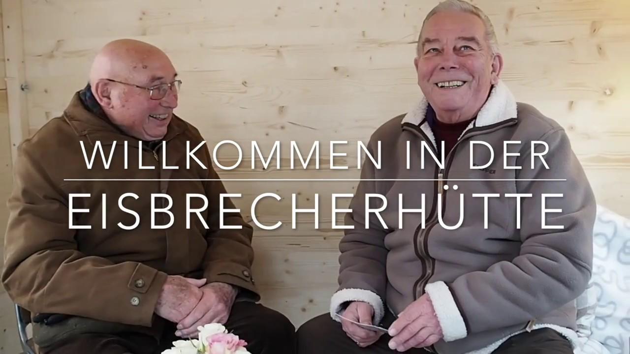 Die Eisbrecherhütte // Anna Nill und Anne Steinke