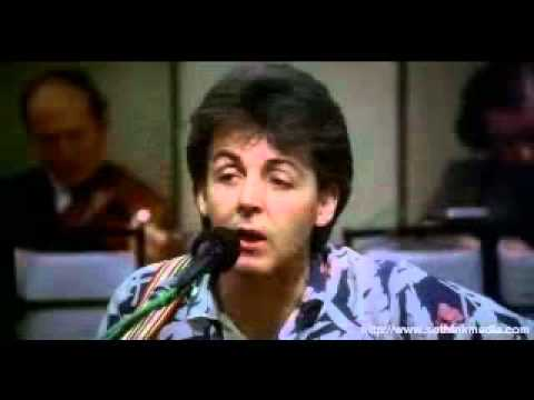 "Paul McCartney ""For No One""  Great Version!"