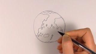 R.E.A.P: How to Draw a Cartoon Planet Earth