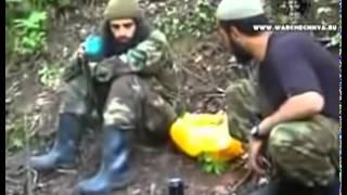 2004г Чечня Боевики Шамиля Басаева