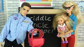 МАША РАСТЕРЯША Мультик про школу Куклы #Барби для девочек